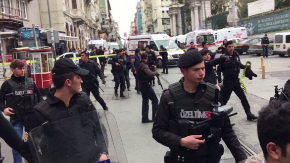 Turkey terrorist attack
